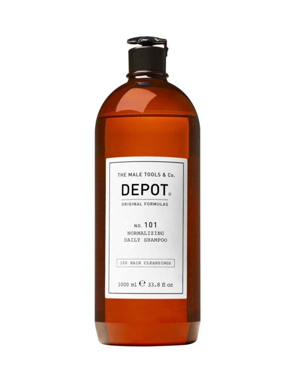 Depot 101 shampoo normalizzante capelli uomo