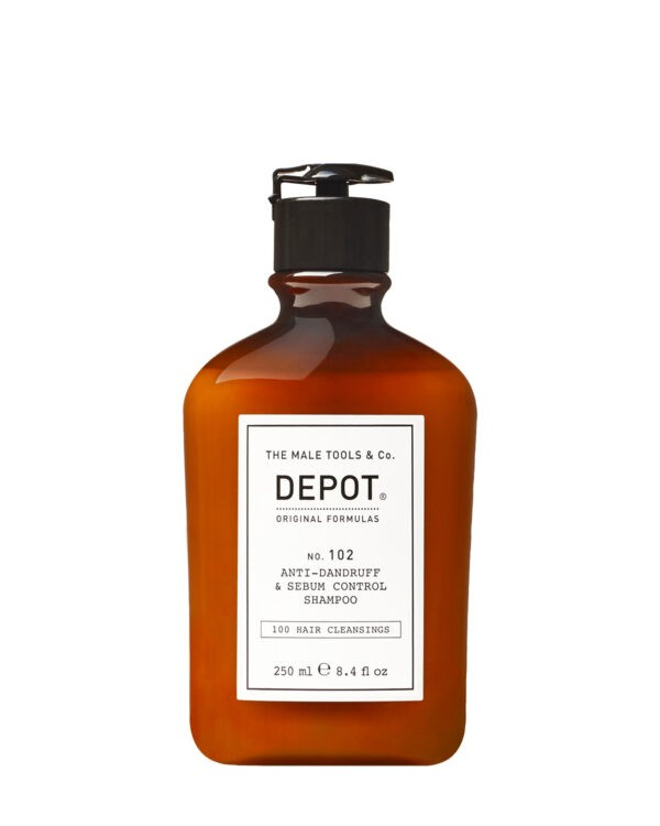 Depot 102 shampoo capelli uomo