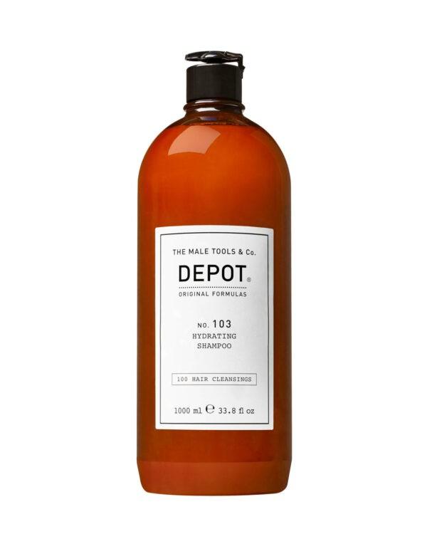Depot 103 shampoo idratante uomo