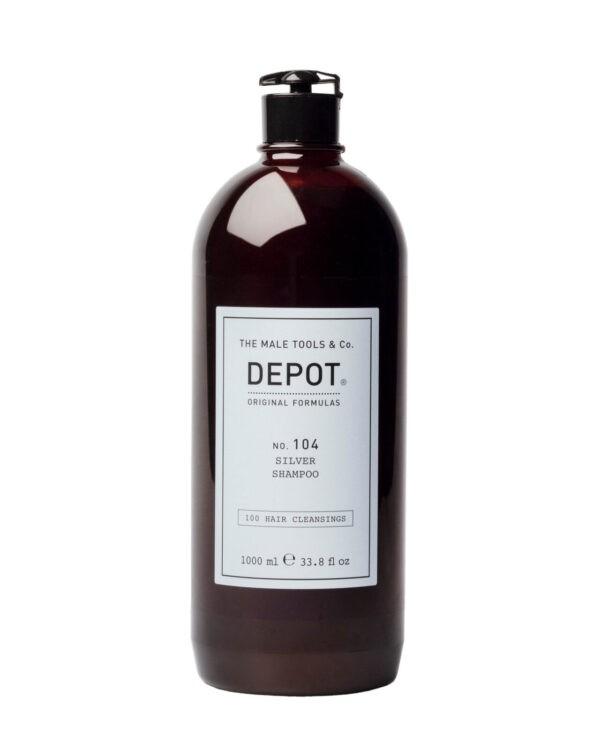 Depot 104 shampoo normalizzante uomo
