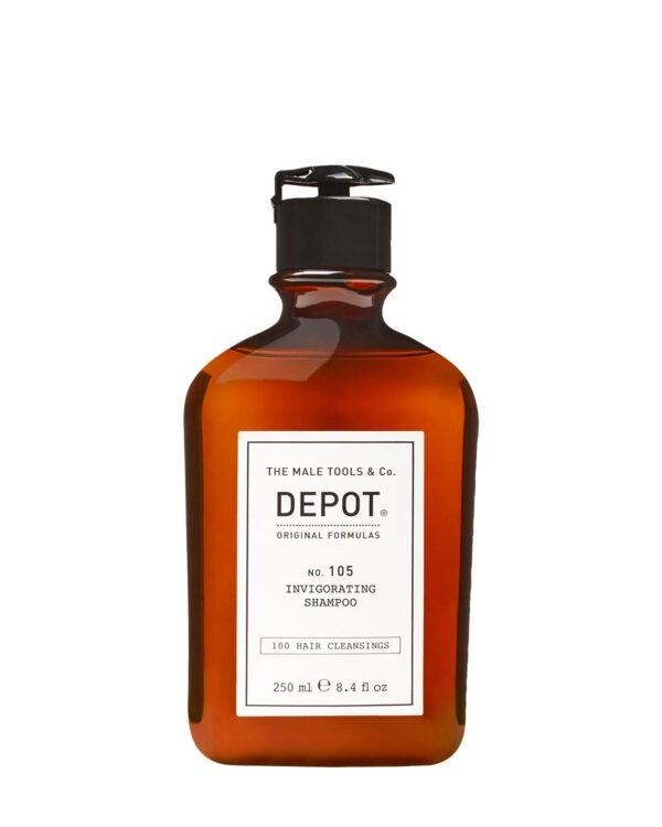 Depot 105 shampoo energizzante uomo