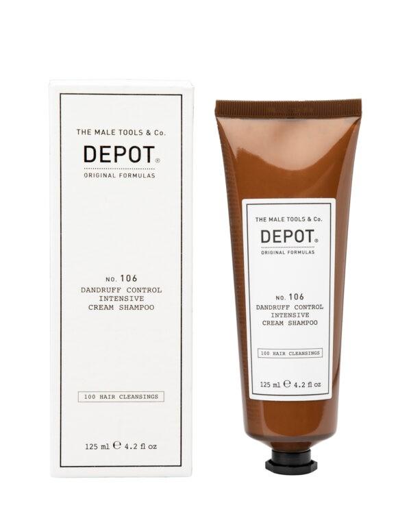 Depot 106 shampoo per uomo