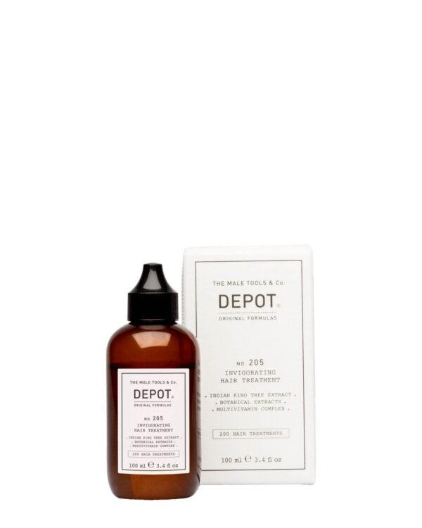 Depot 205 trattamenti per caduta capelli uomo