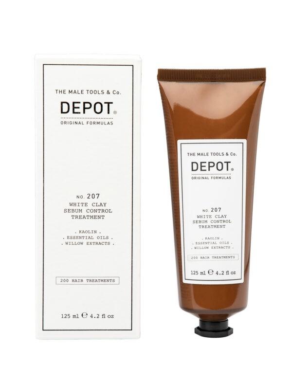 Depot 207 trattamenti per caduta capelli uomo