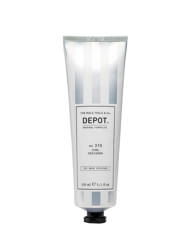 Depot 310 crema modellante per ricci