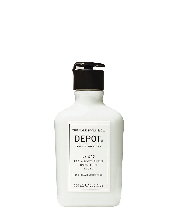 Depot 402 prodotti pre post rasatura