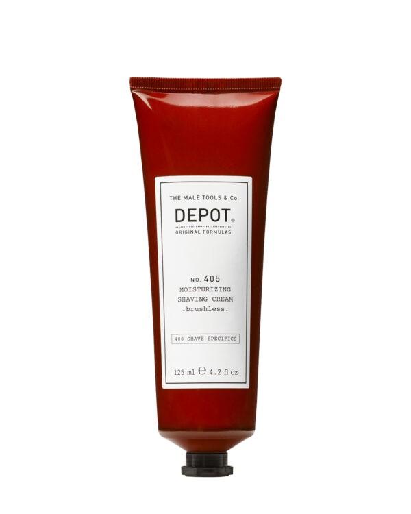 Depot 405 crema da barba idratante