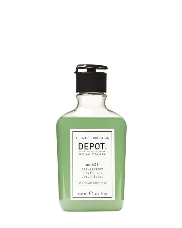 Depot 406 gel