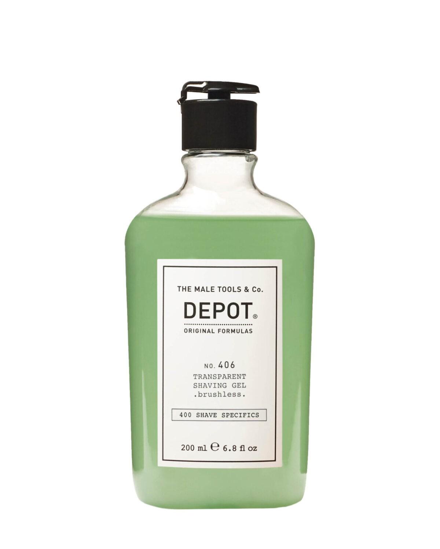Depot 406 gel barba