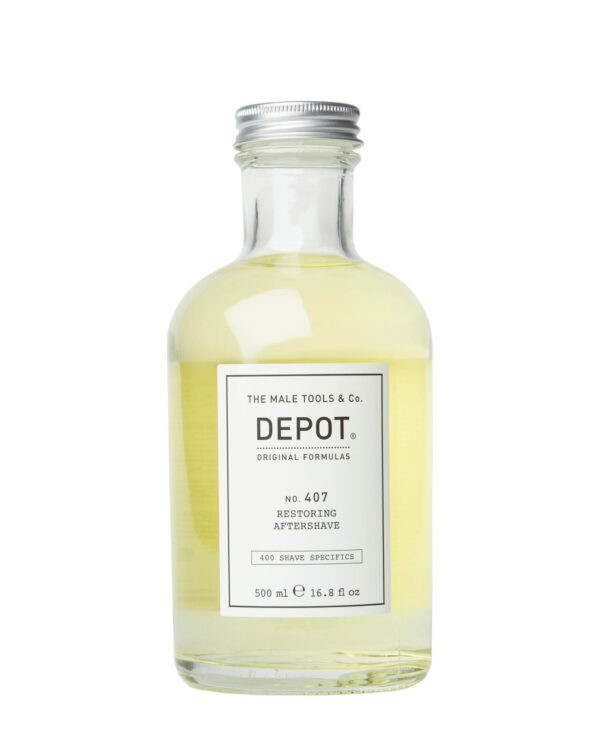 Depot 407 prodotti per rasatura