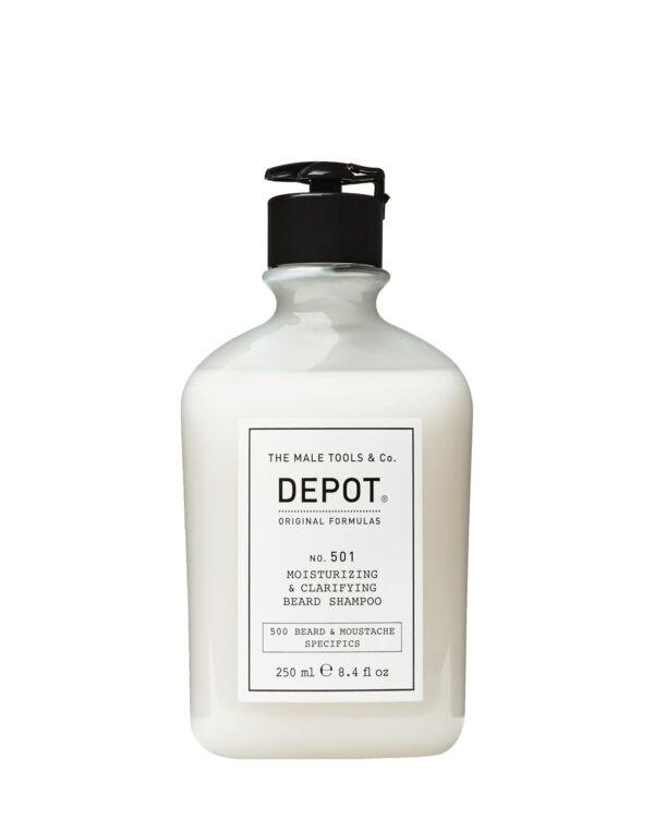 Depot 501 shampoo per barba