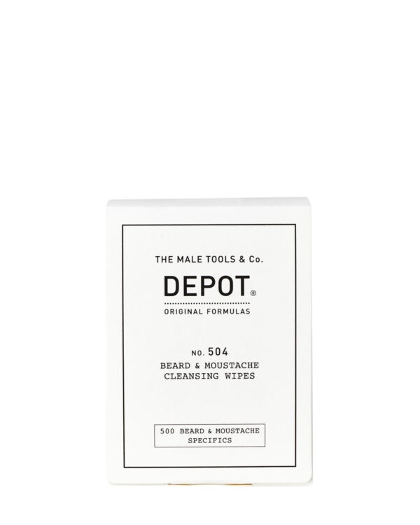 Depot 504 ammorbidente per barba