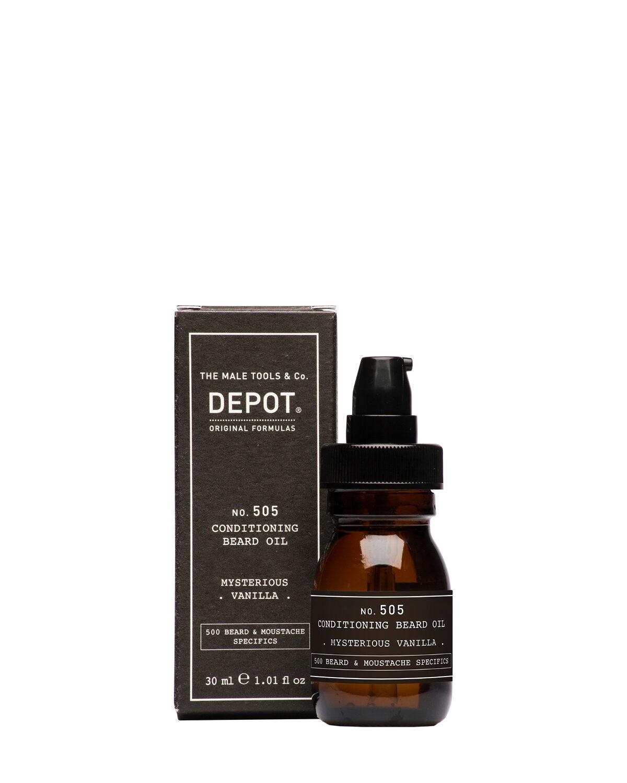 Depot 505 prodotti per barba e baffi