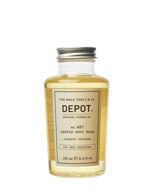 Depot 601 prodotto per cura del corpo