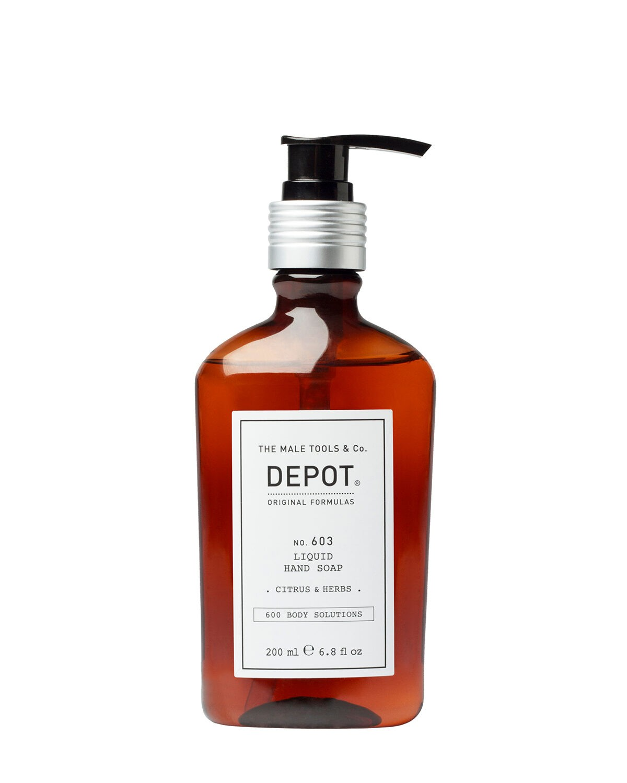 Depot 603 crema per mani uomo