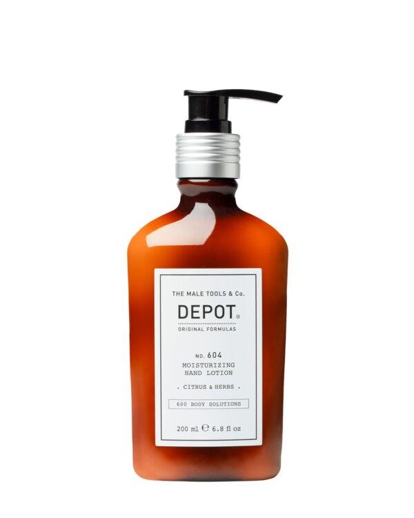 Depot 604 crema mani uomo