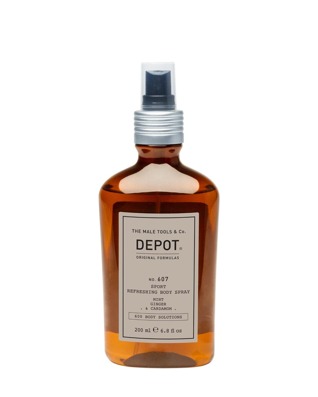 Depot 607 Sport refreshing body spray