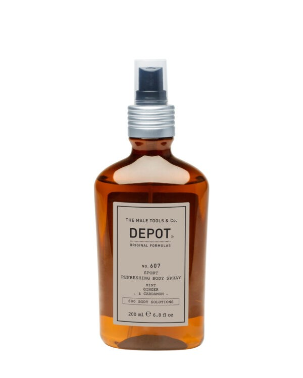 Depot 607 Sport refreshing body spray